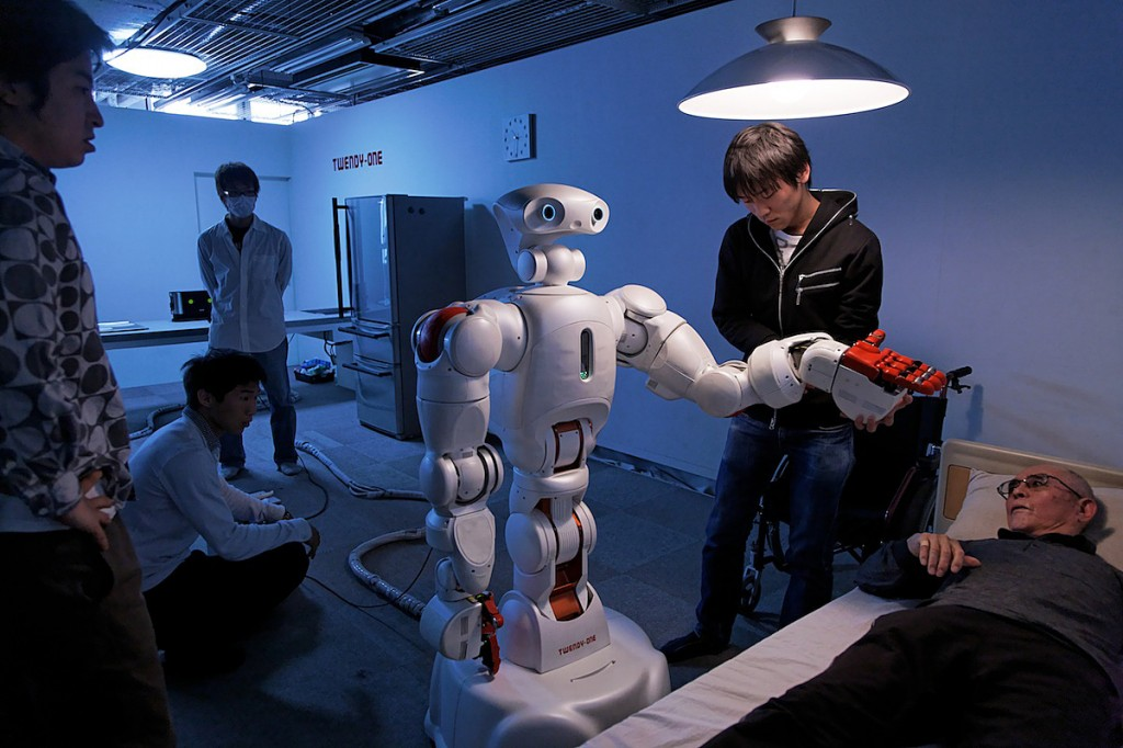 Companion and Nursing Home Robots and for Elderly | Kyoto, Japan