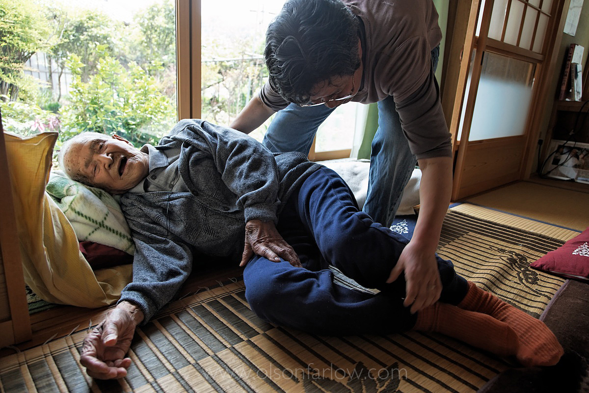 Oldest Man in the World | Japan