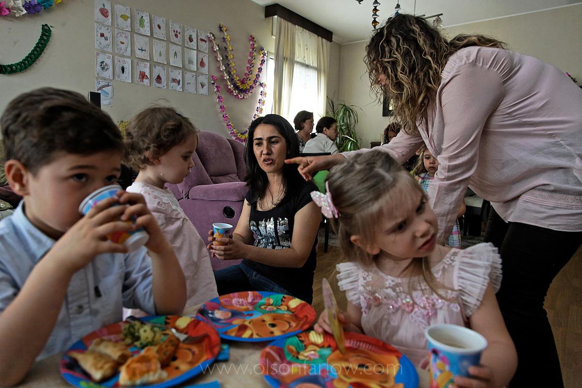 Immigrant Nannies | Istanbul, Turkey