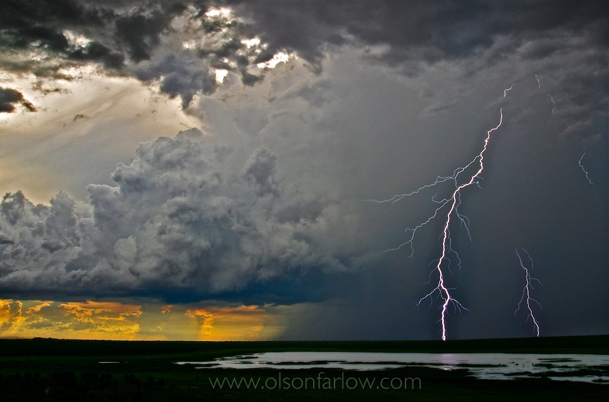 Australia Monsoon, National Geographic 6