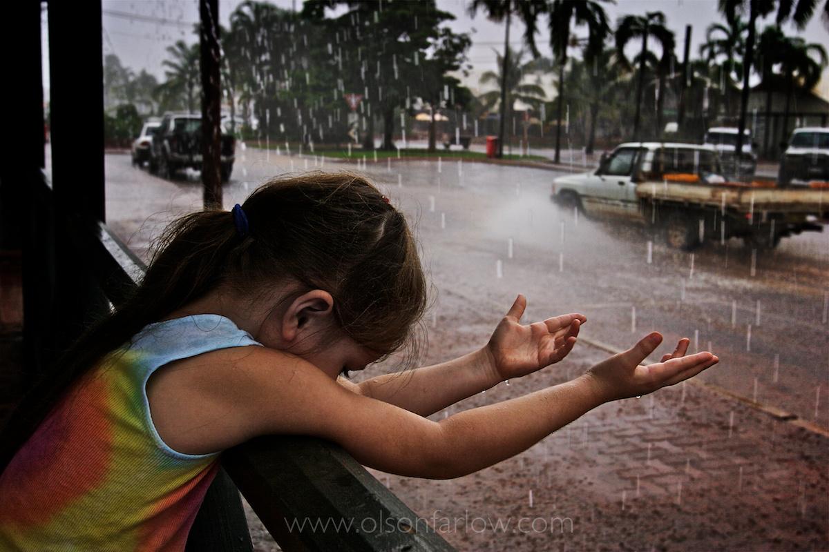 Australia Monsoon, National Geographic 7