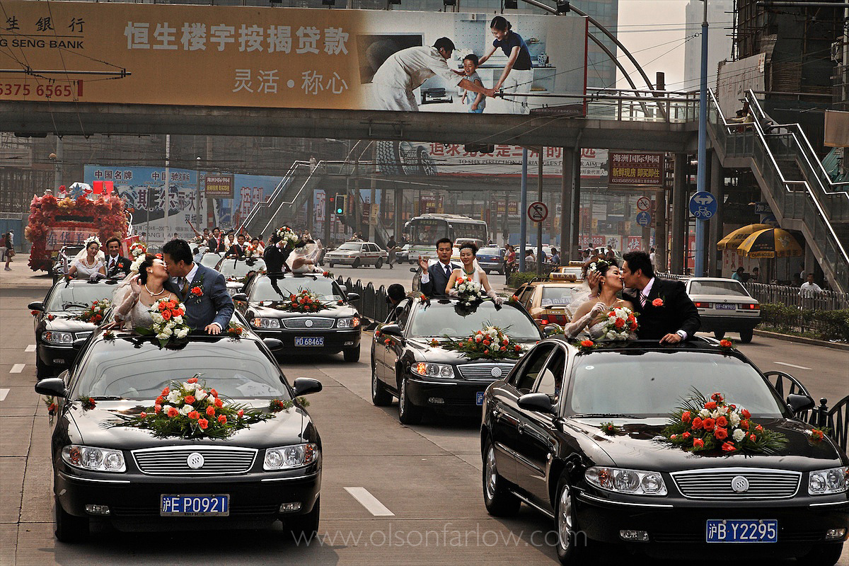 Love, Marriage and Automobiles in Modern China | Shanghai