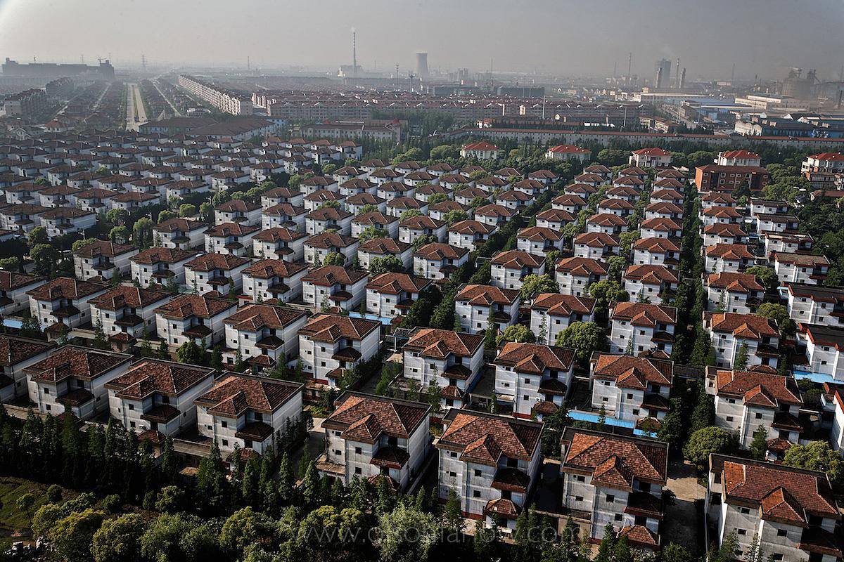 China's Most Successful Capitalist Model Farm | Huaxi Village