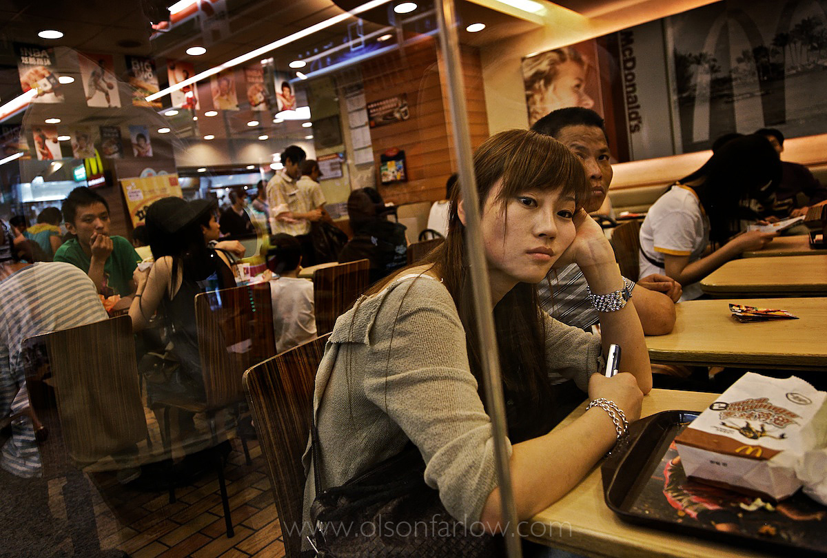 McDonalds Enters the Chinese Food Culture | Guangzhou, China