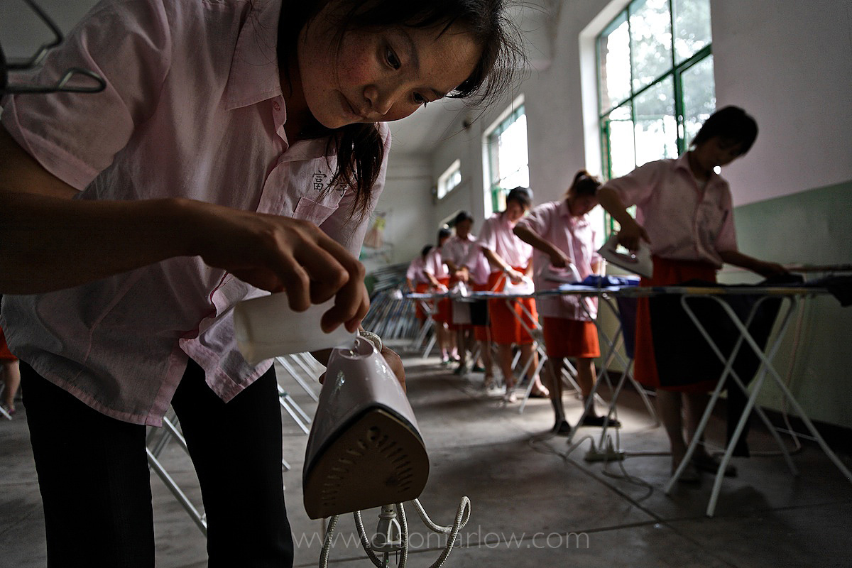 Migration From Rural to City as Servant Class to New Wealth | China