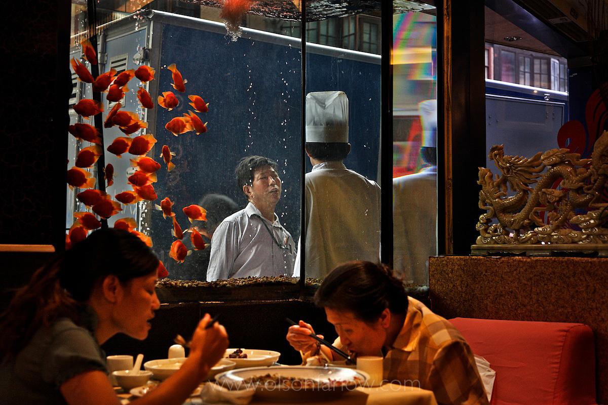 Restaurant East Nanjing Road | Shanghai, China