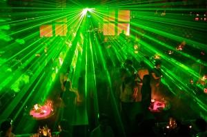 Disco Bar Dance Scene at Armani Club | Shanghai, China