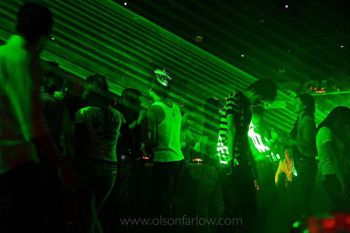 Armani Club Dance Scene | Shanghai, China
