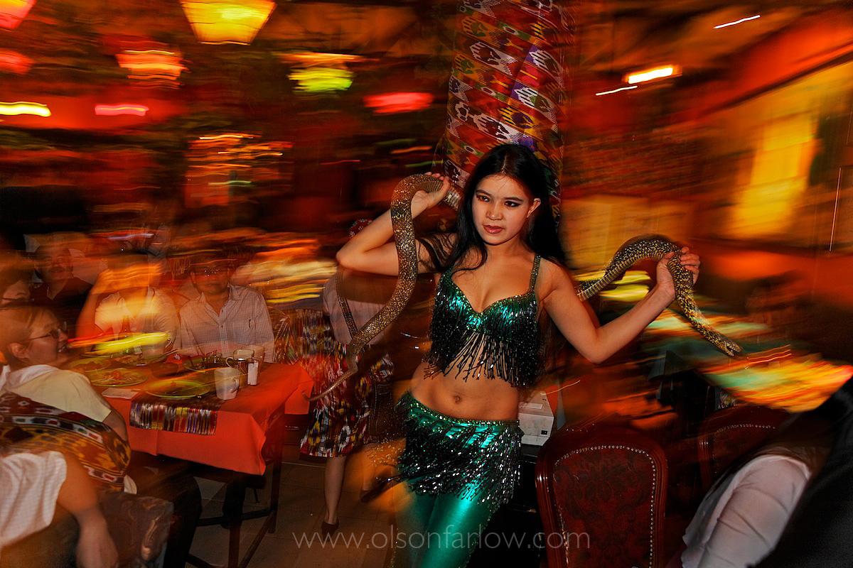 A Fun Ti Carnival Ethnic Restaurant | Beijing, China