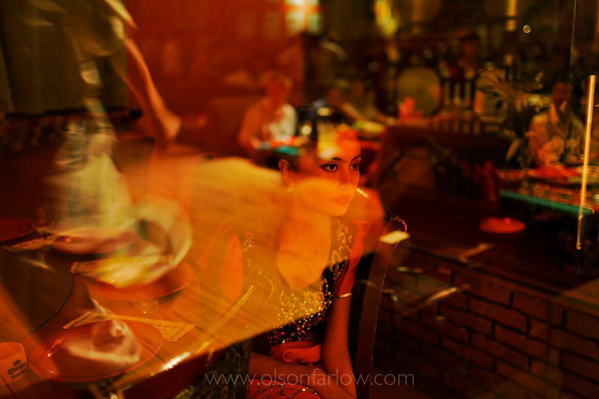 Migrant Dancer – A Fun Ti Carnival Ethnic Restaurant | Beijing, China