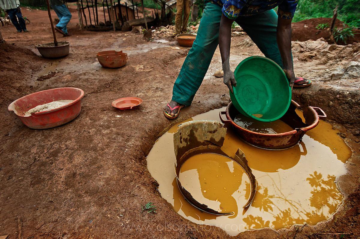 Gold Fever Destroys Forests | Ituri, DR Congo