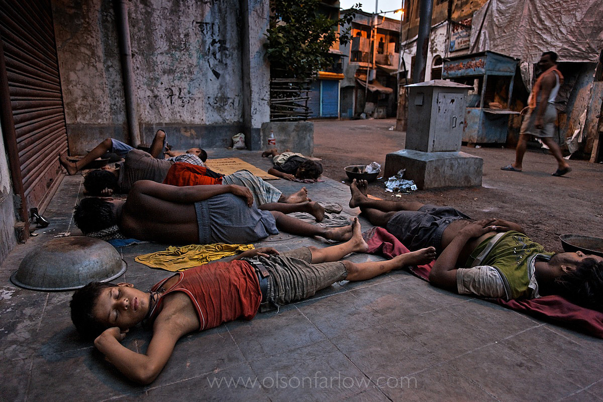 Untouchables Pan for Gold in Dusty Streets | Chennai, India