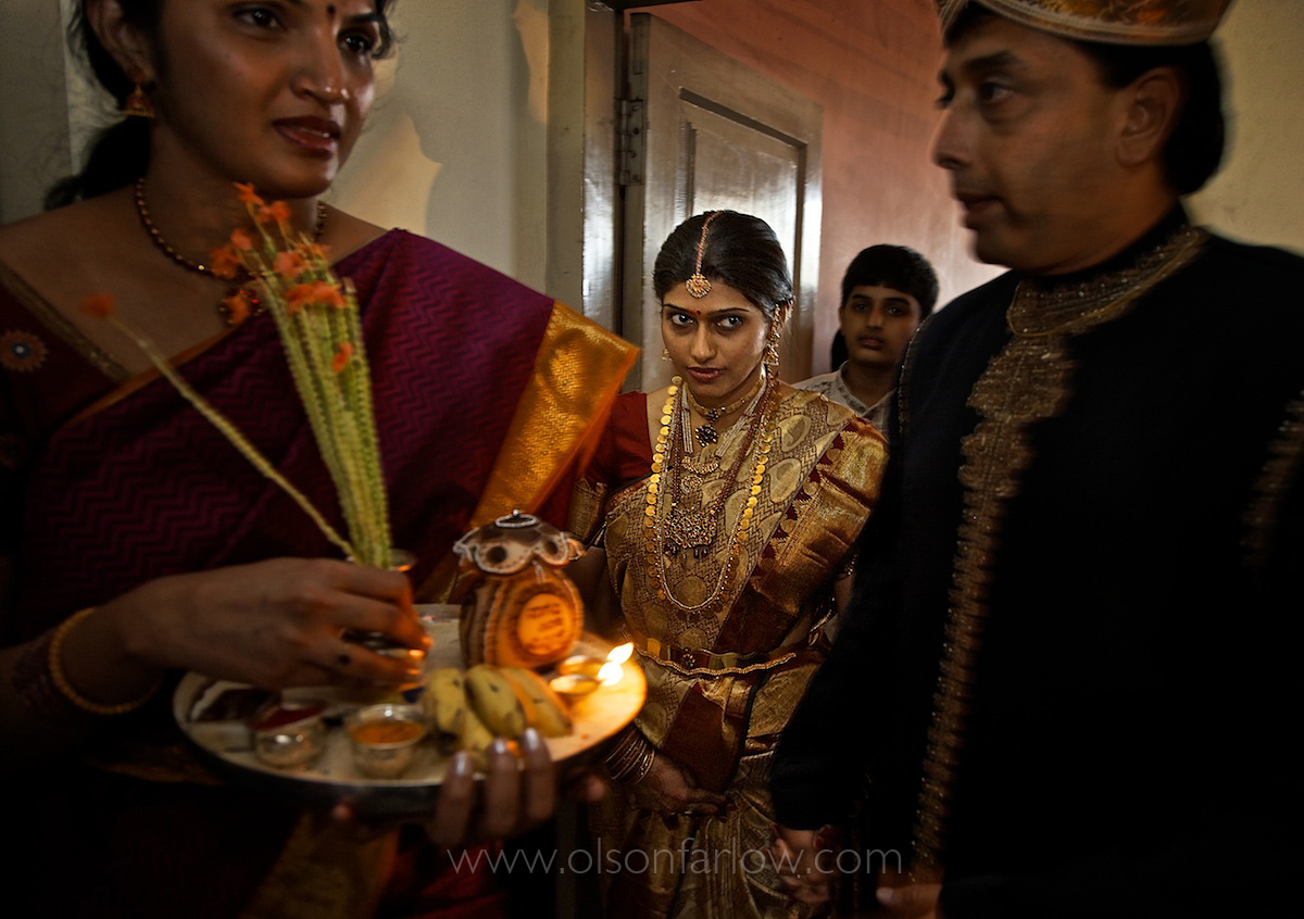 India Wedding | Bride in Gold | Chikmagalur, India
