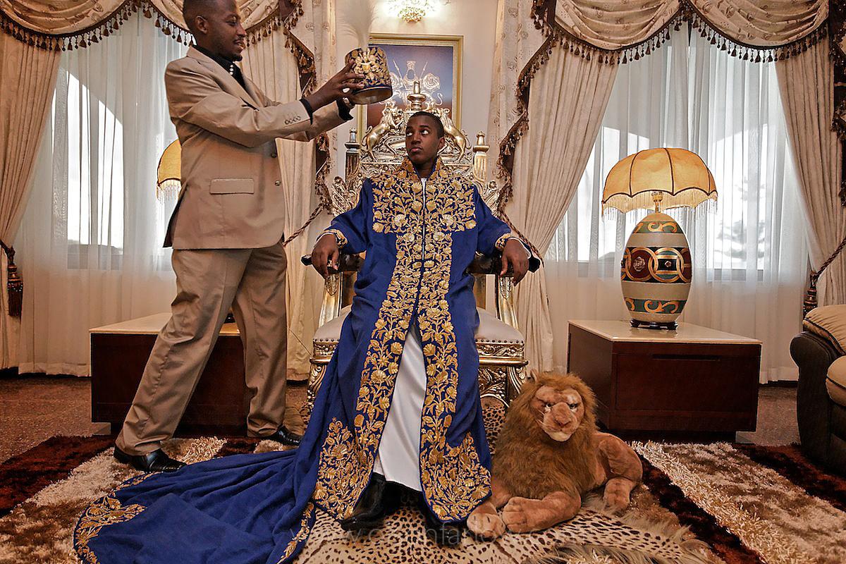Boy King Since Age 3 | Kampala, Uganda