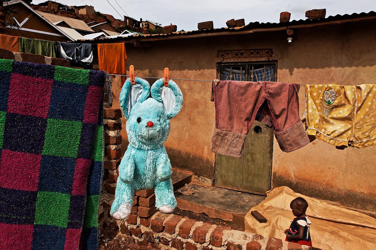 Kireka | War Refugees | Outside Kampala, Uganda