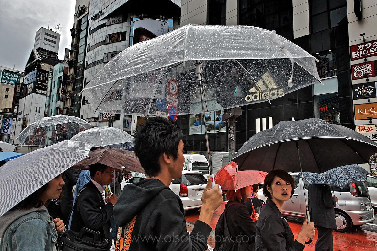 Shibuyu | Most Crowded Intersection | Tokyo, Japan