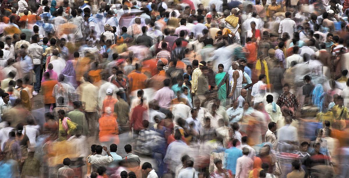 Sea of Humans | Ratha Yatra Religious | Puri, India