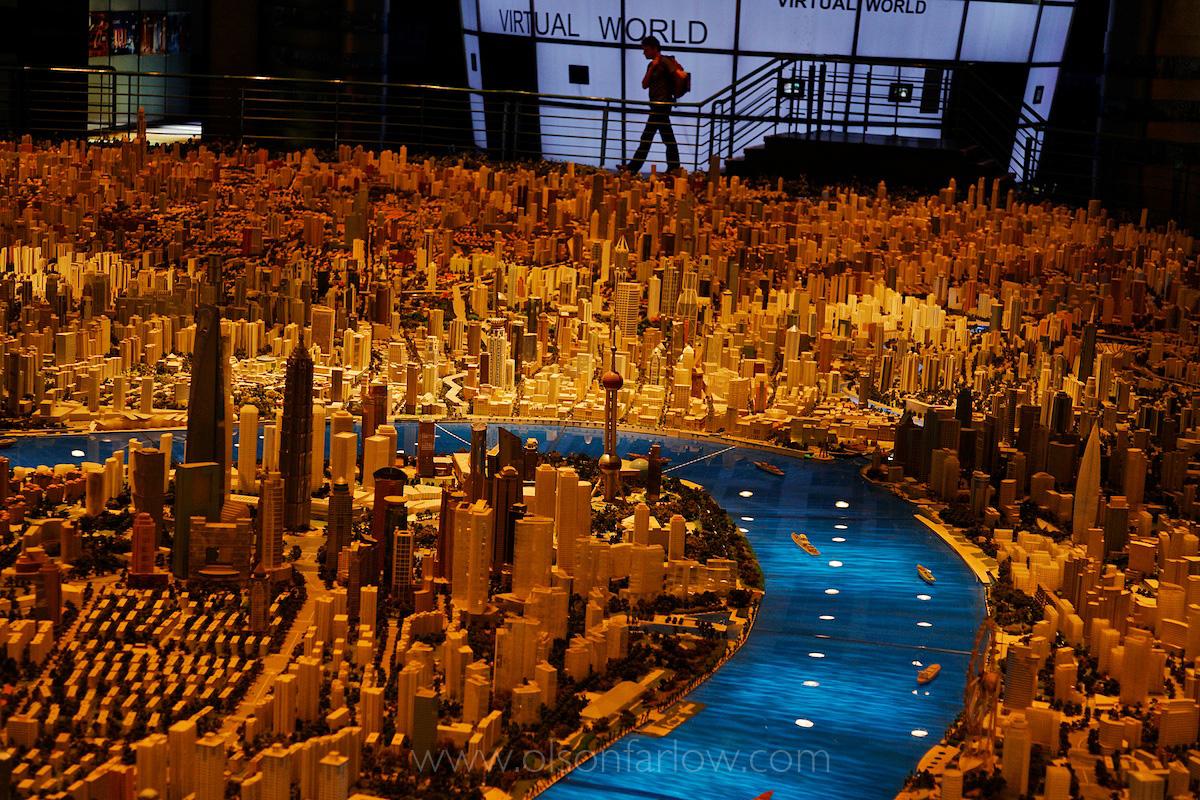 City Planning Museum | Shanghai, China
