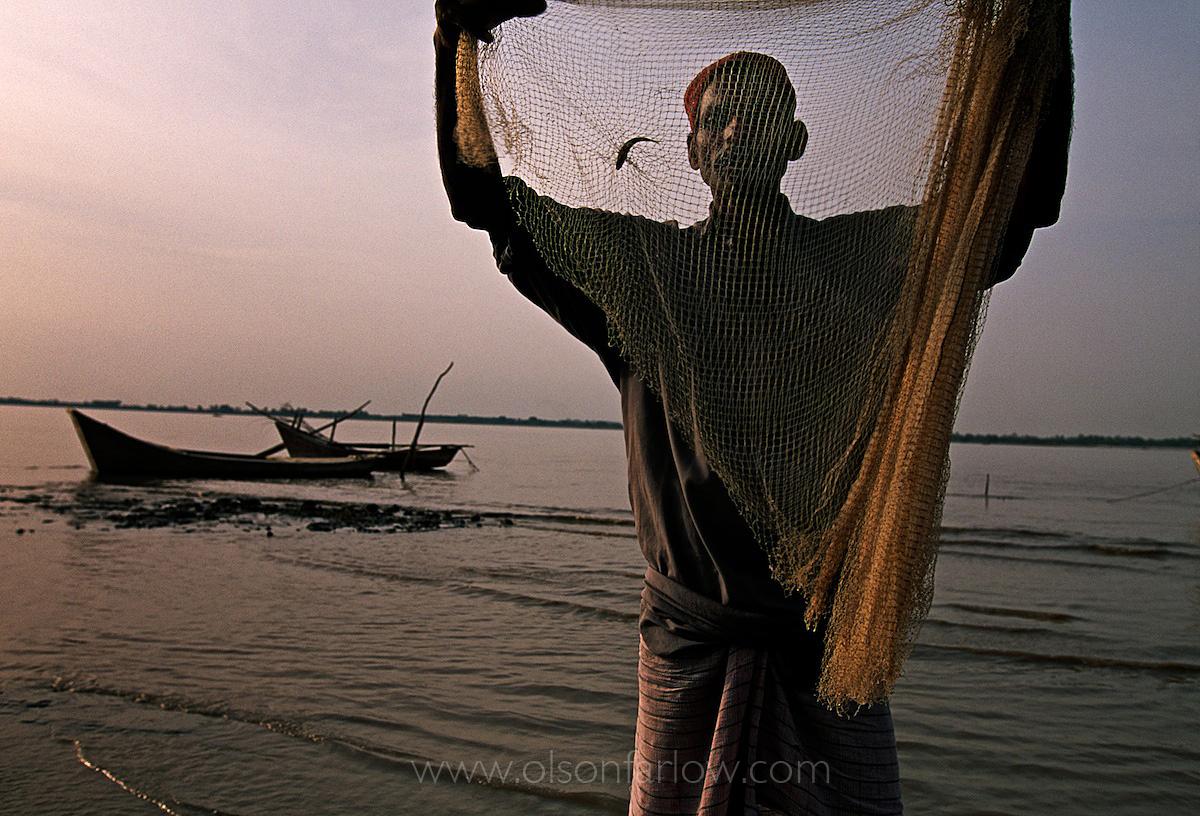 Indus Valley Fisherman | Harappa, Pakistan