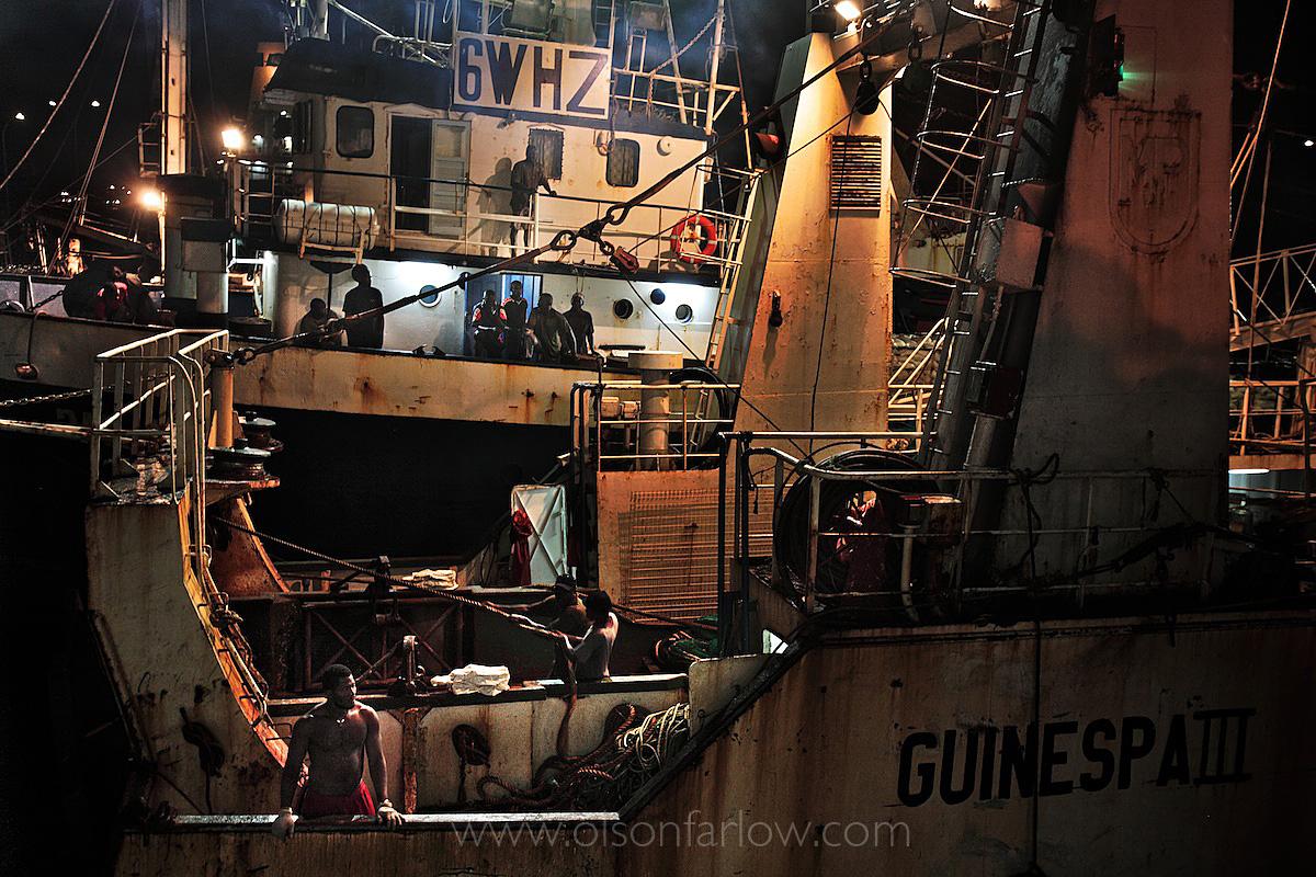 Fishing Trawler, Port of Dakar | Senegal