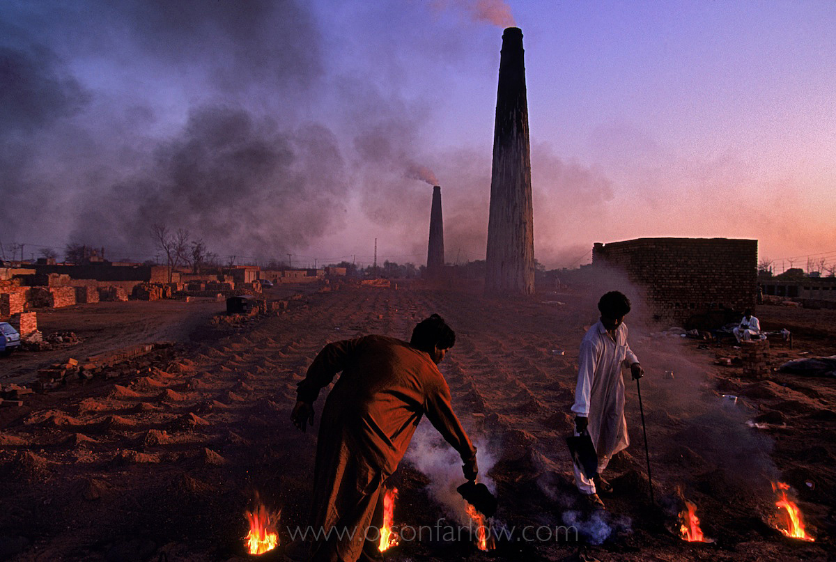 Brick Factory | Harappa, Pakistan