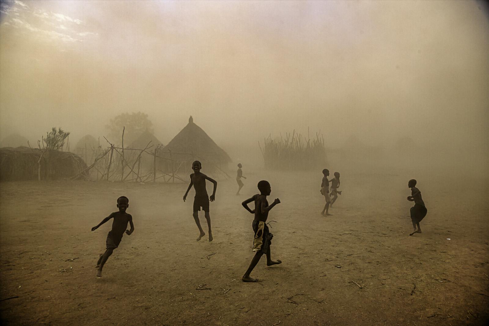 "Omo Village Duss ""is Dust"""