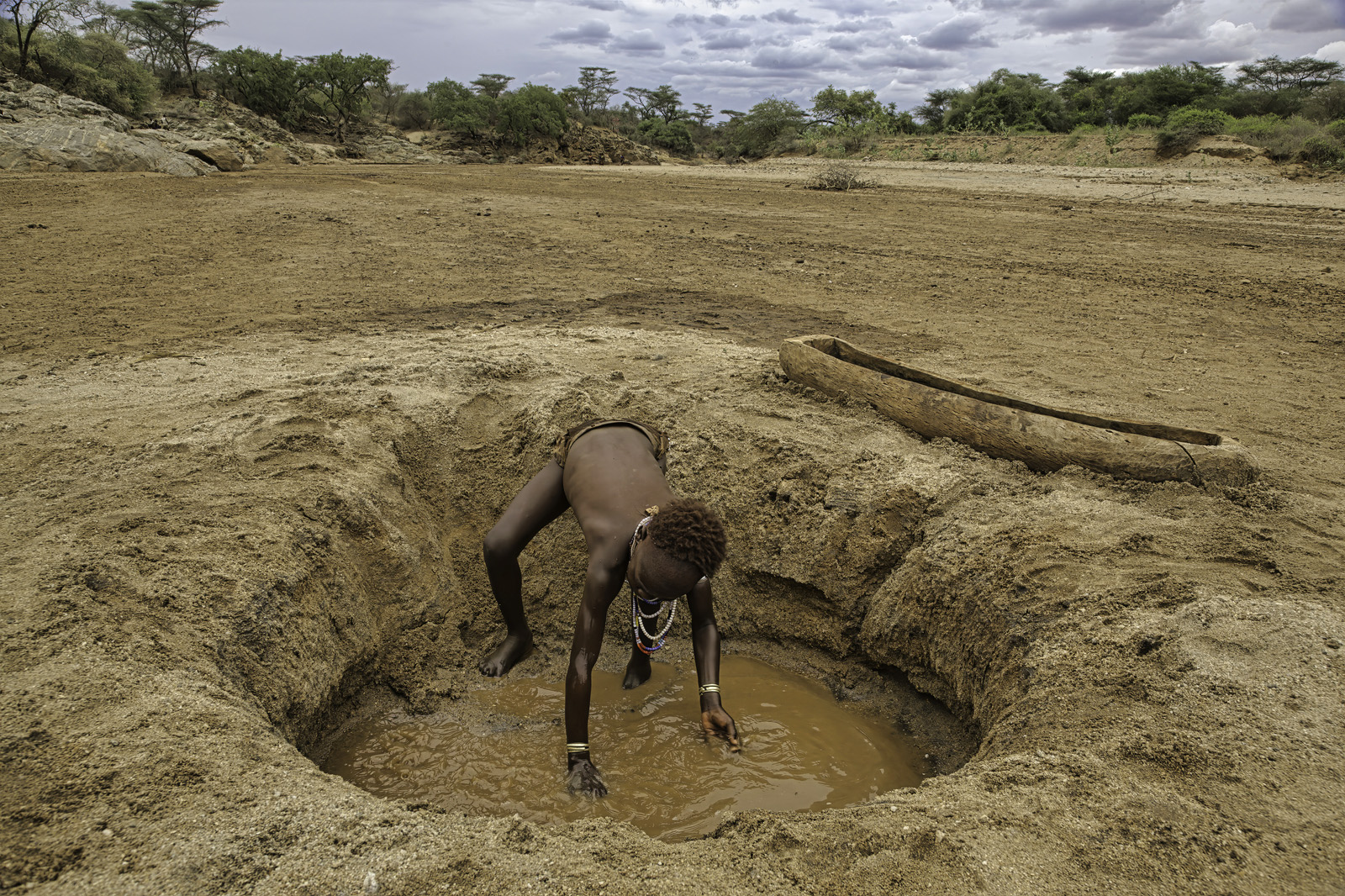 Drought in The Omo River Valley