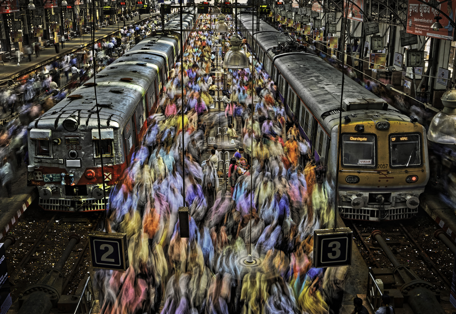 7 Billion Humans | National Geographic Magazine