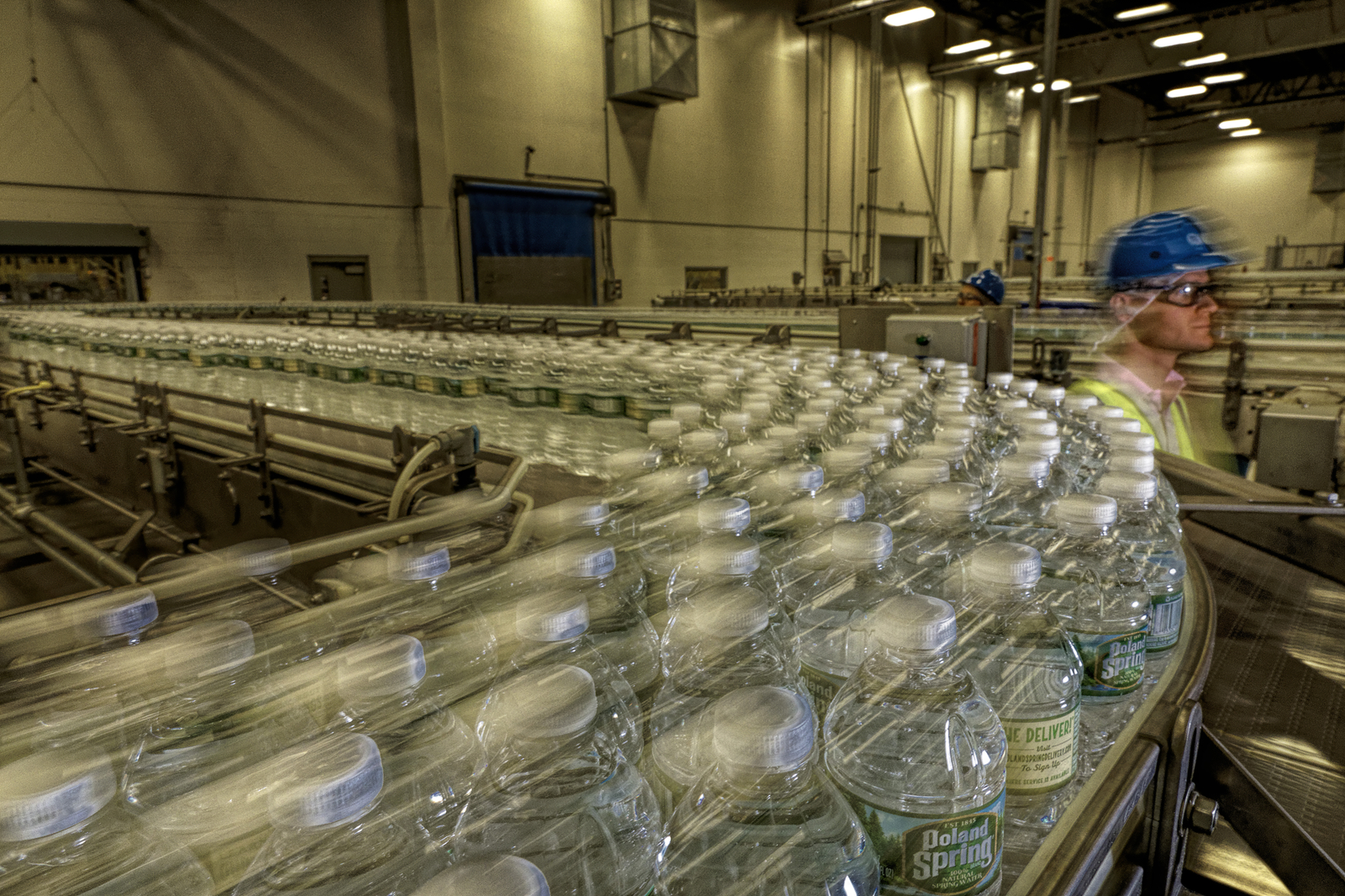 World's Largest Bottled Water Plant