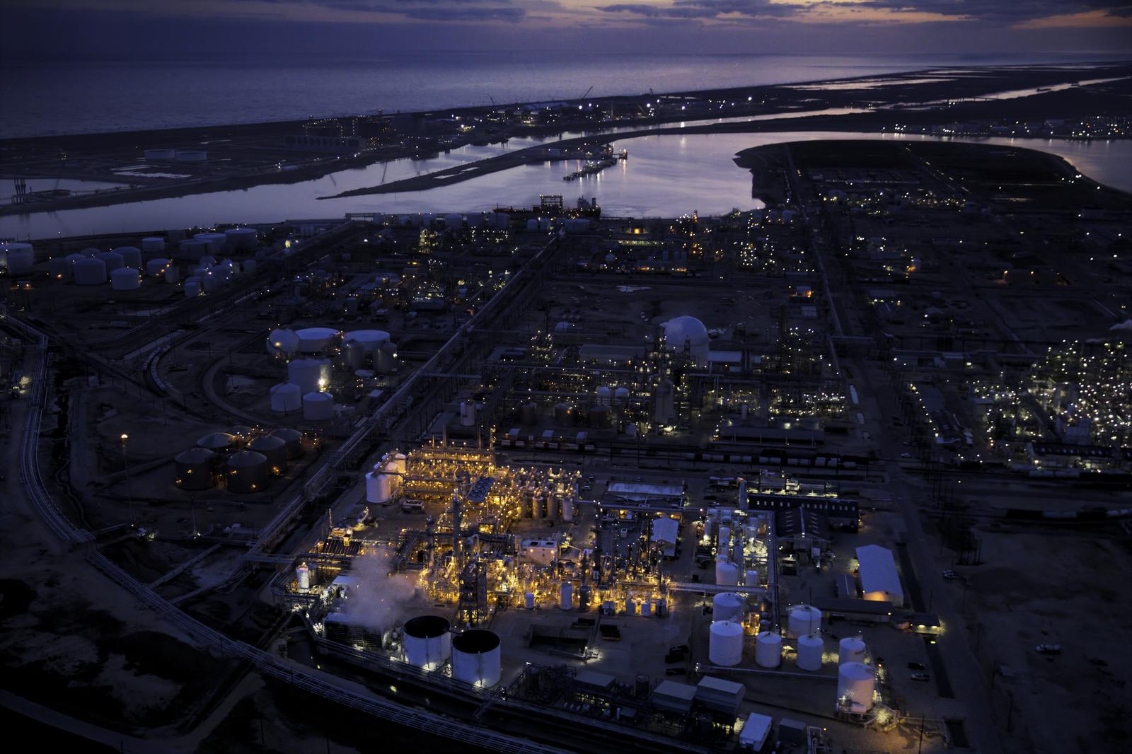 World's Largest Polyethylene Cracker Plant