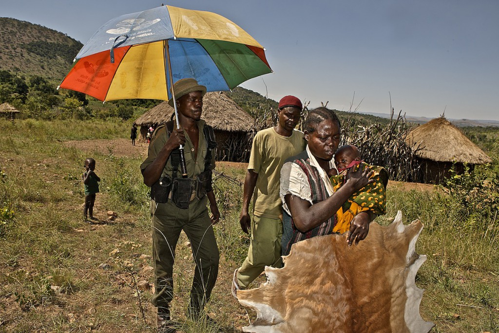 Maasai, Lost in the Stampede, National Geographic 8