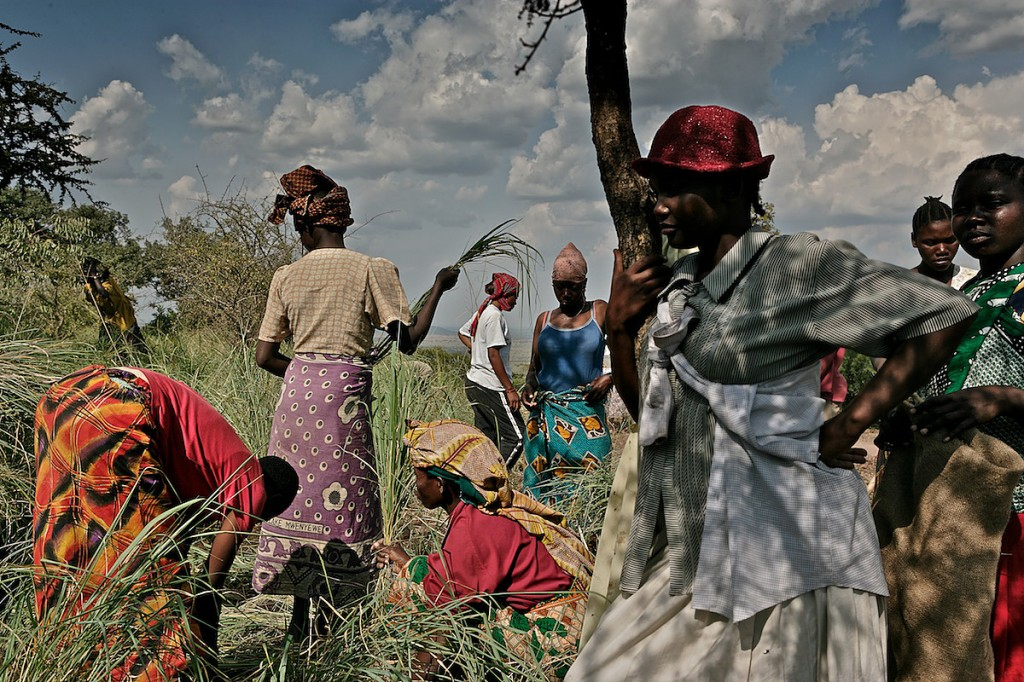 Maasai, Lost in the Stampede, National Geographic 12