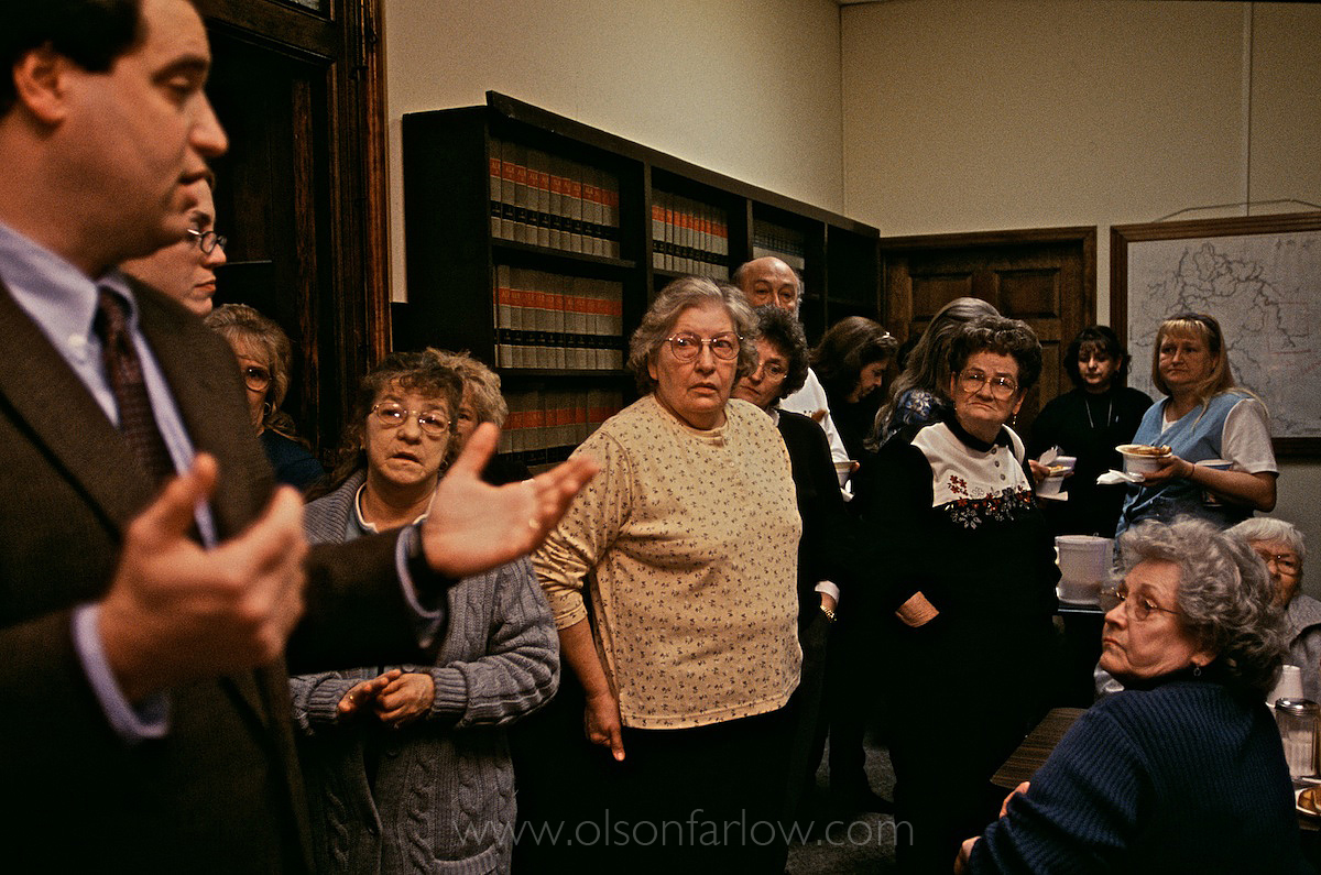 Citizens Fight Back In Court