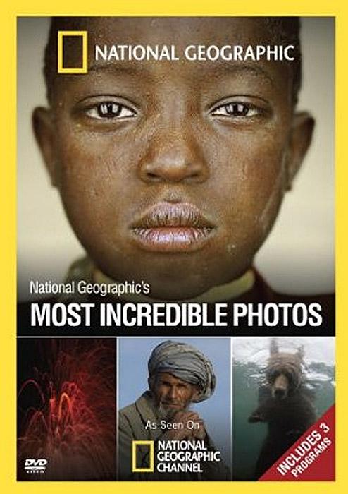 NG Most Incredible Photos DVD