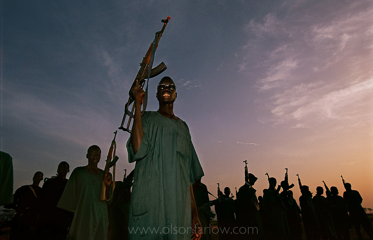 Rebel Soldiers | Ruweng County | Southern Sudan
