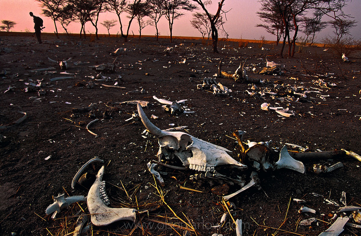 Government of Sudan Bombs Ruweng County | Southern Sudan