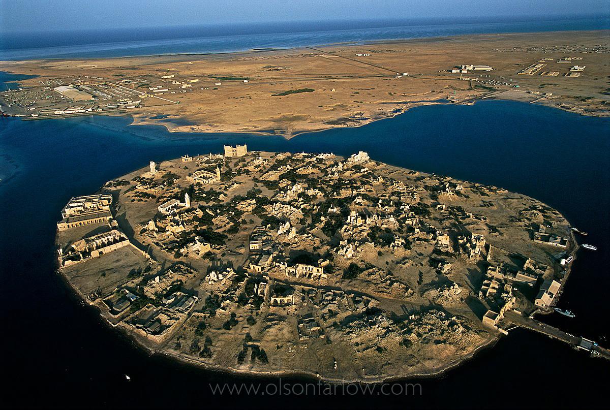 Suakin Port | Ancient, Roman and Unused | Port Sudan | Northern Sudan