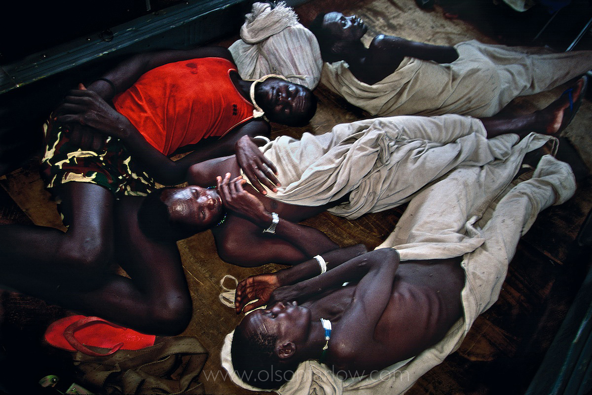 """Five Wounded South Sudanese Rescued By Media Flight in """"No-Fly"""" Zone"""