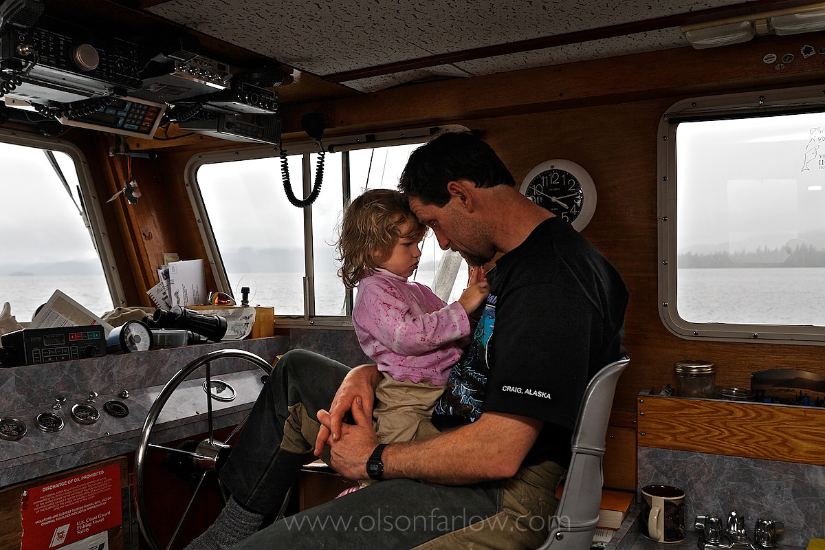 Family Lives On Fishing Boat
