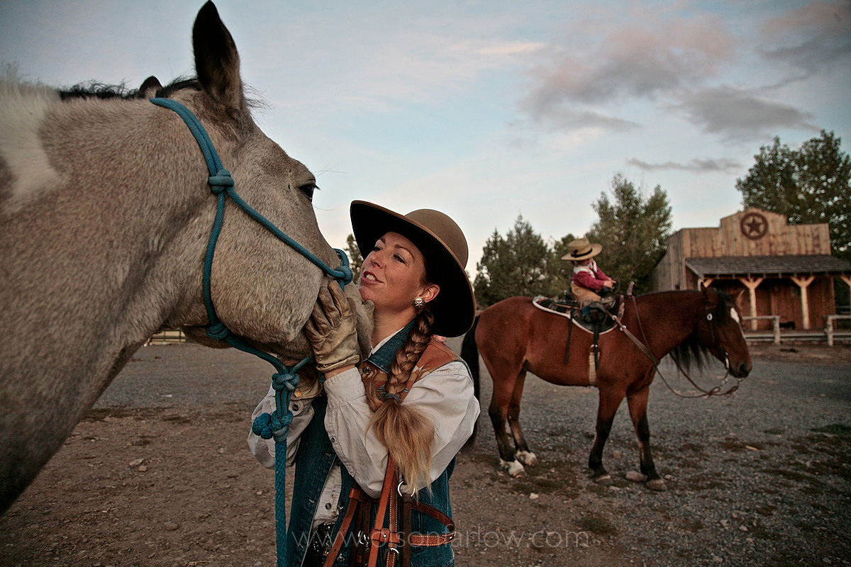 Wild Horse Trainer Adopts Mustangs