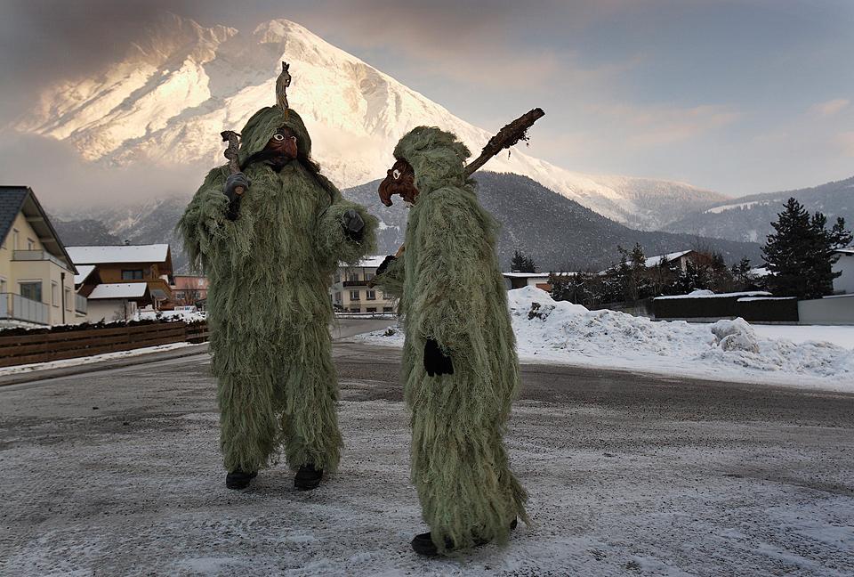 Meltdown, The Alps Under Pressure, National Geographic Magazine